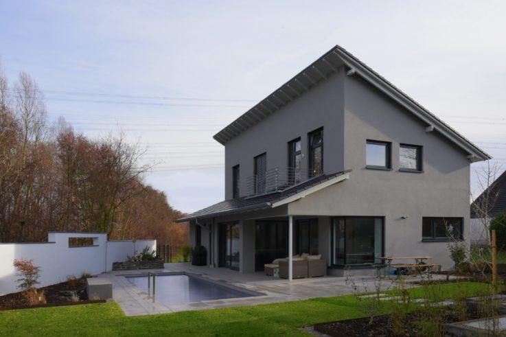 Projekt: Haus W in Pulheim