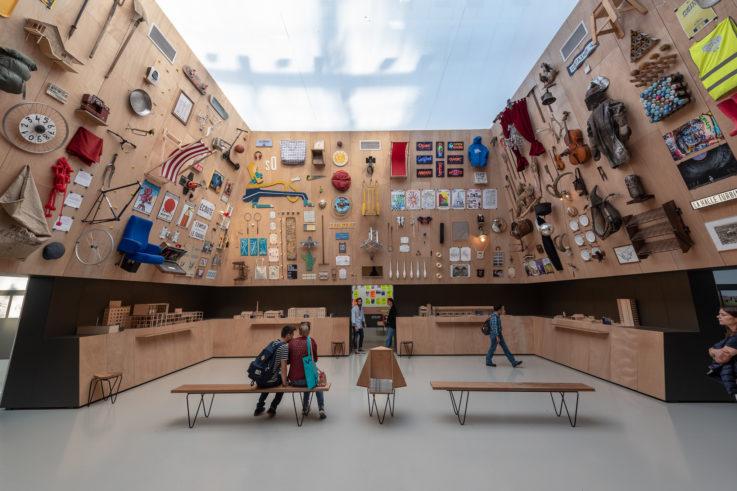 Aktuelles Zu Besuch auf der Architektur Biennale