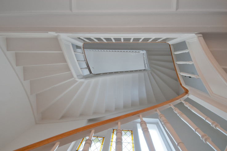 Projekt: Historische Treppen
