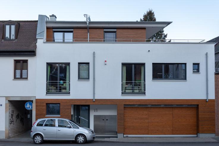 Projekt: Mehrfamilienhaus in Bonn Dottendorf