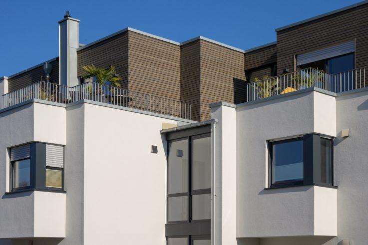 Projekt: Mehrfamilienhaus im Grünen