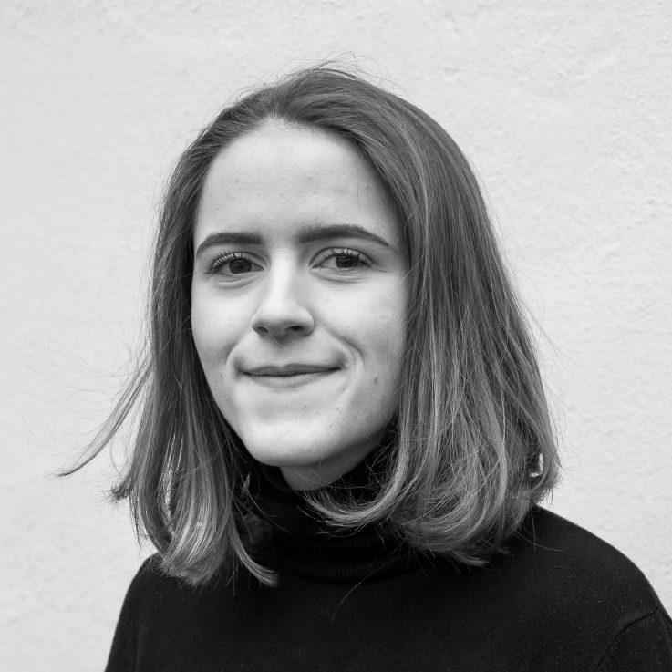 Portrait Auszubildende Emilia Ritterrath