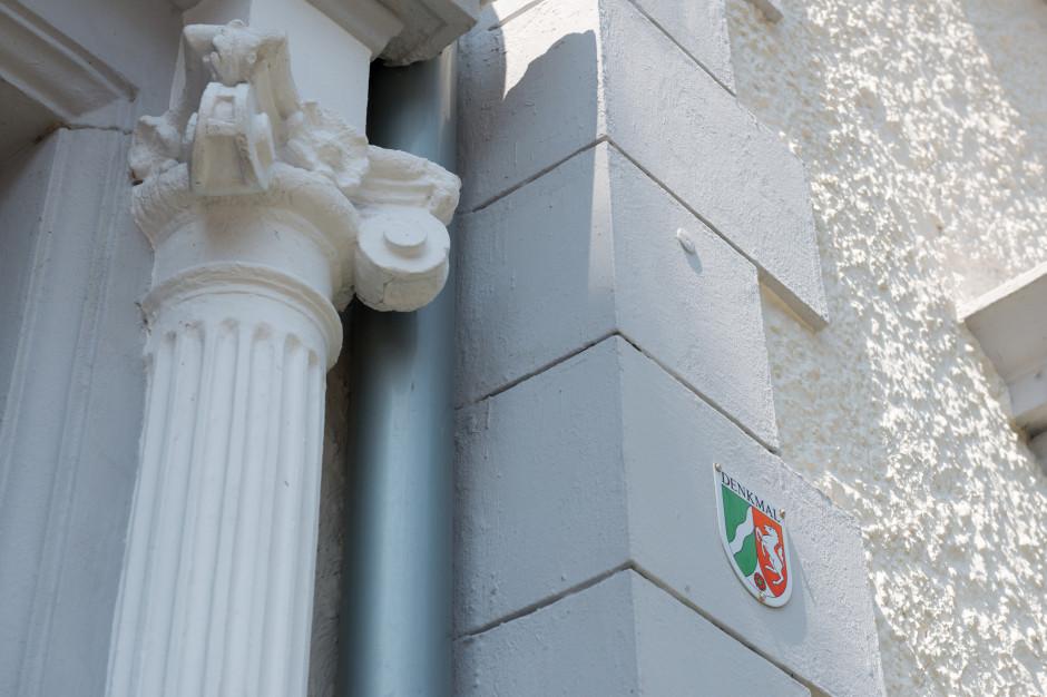 Denkmalsanierung in der Südstadt