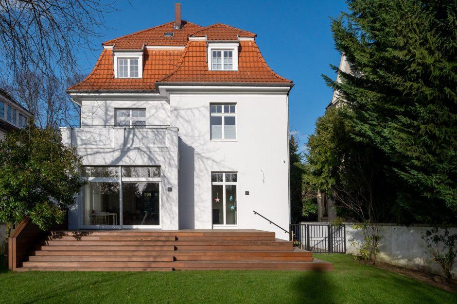 Sanierung eines Gründerzeithauses