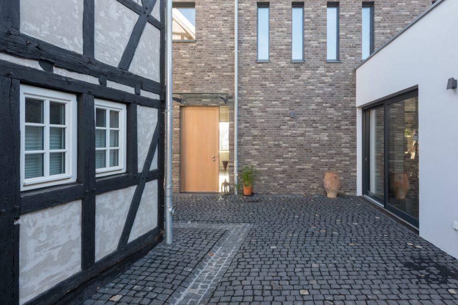 Haus C in Brühl