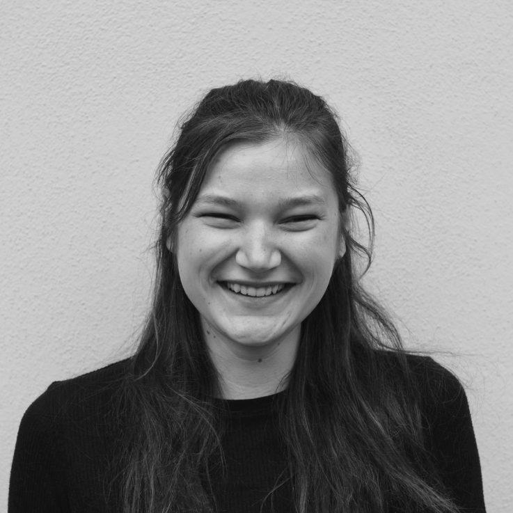 Portrait Bachelor of Arts (Innenarchitektur) Theresa Kromminga