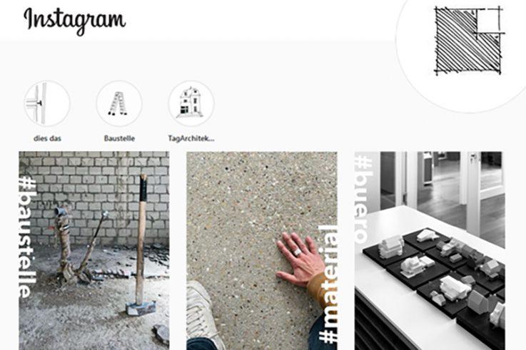 Aktuelles Grotegut Architekten auf Instagram