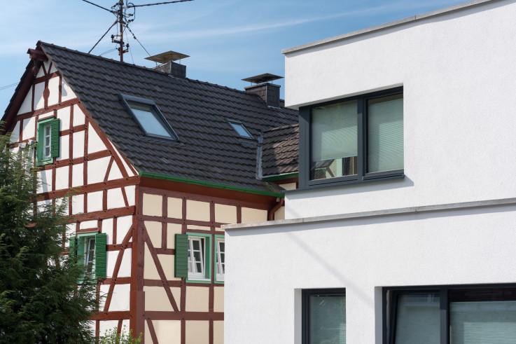Projekt: Haus K in Oberkassel