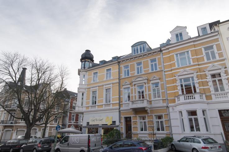 Projekt: Haus O in der Südstadt