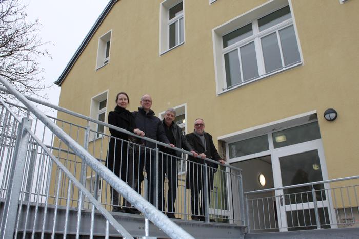 Aktuelles Hansa-Haus steht kurz vor der Fertigstellung