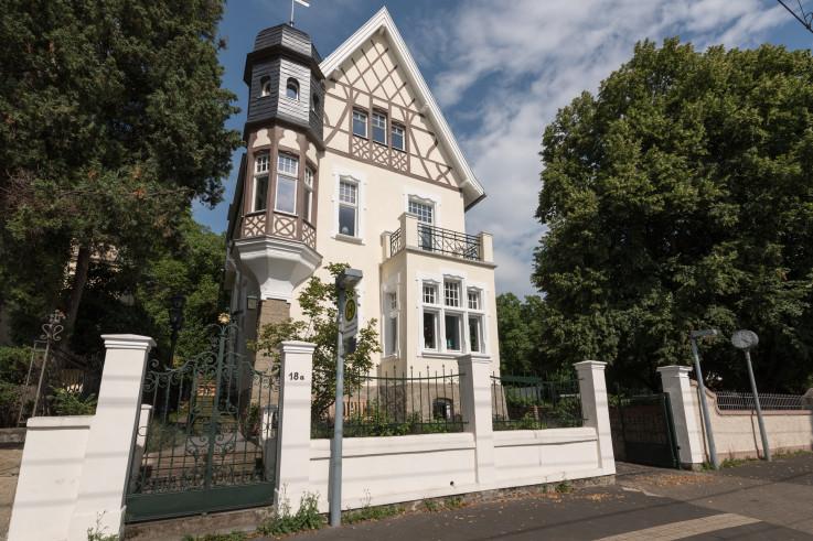 Projekt: Gründerzeitvilla am Rhein