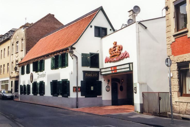 Projekt: REX-Kino in Bonn