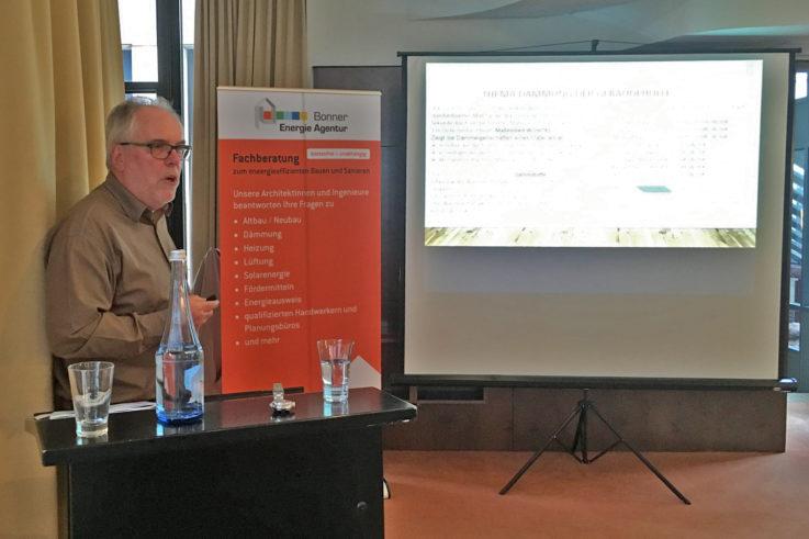 Aktuelles Vortrag bei der Bonner Energieagentur