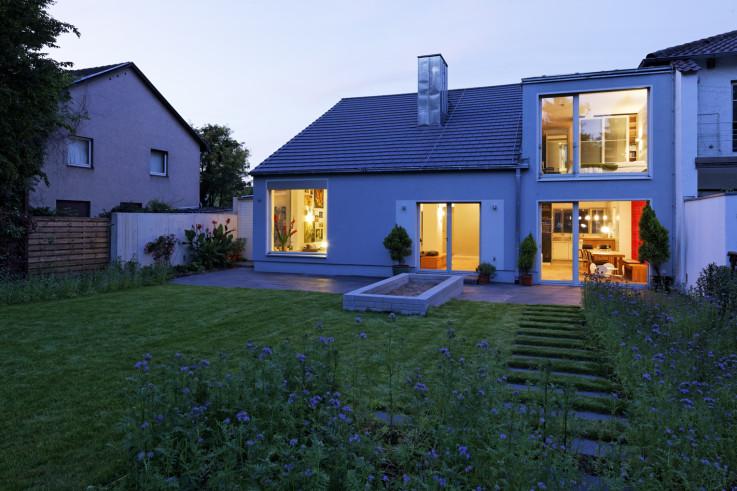 Projekt: Haus für einen Architekten
