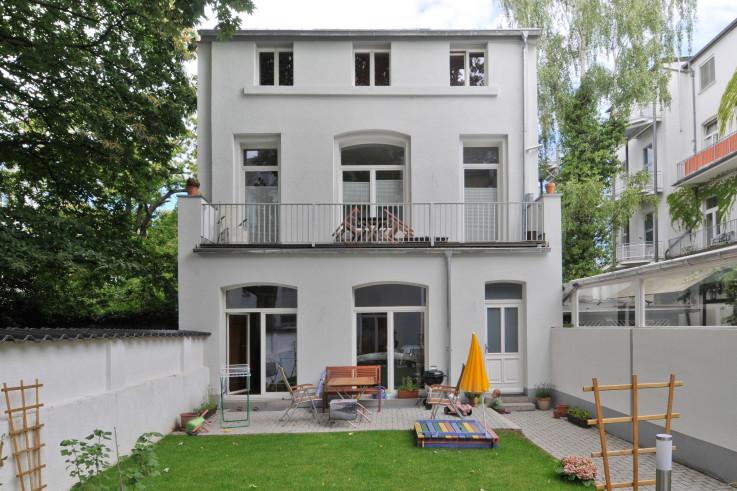 Projekt: Südstadthaus mit 4 Wohnungen