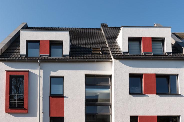 Projekt: Mehrfamilienhaus in Graurheindorf