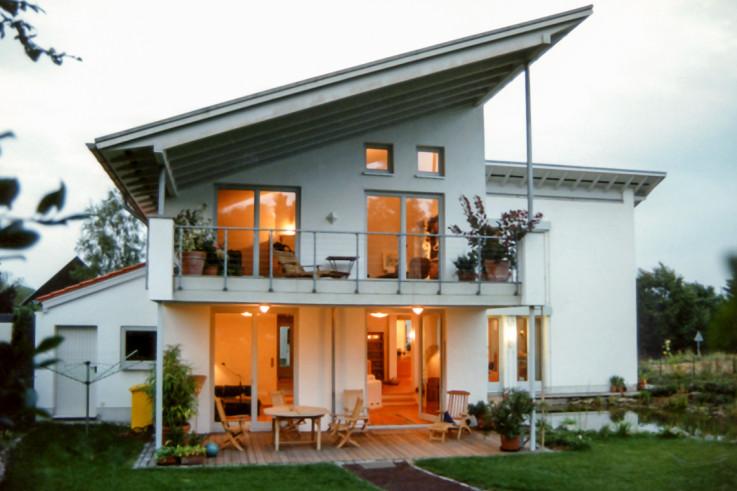 Projekt: Haus B in Berg