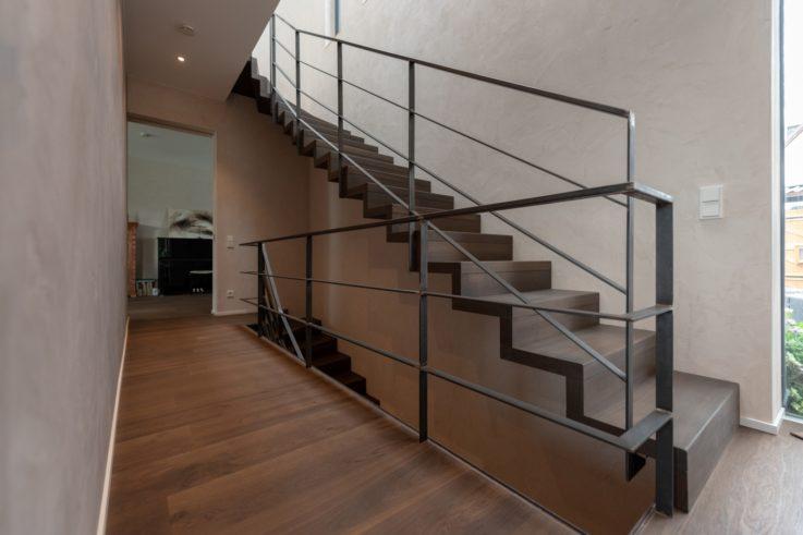Neues Detail im Bereich Treppen
