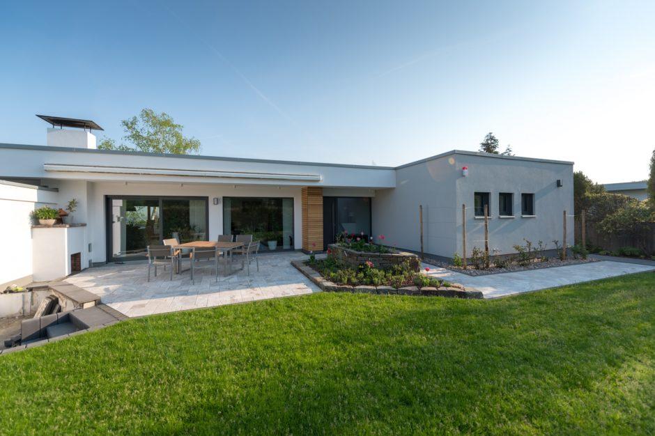 Haus mit Domblick