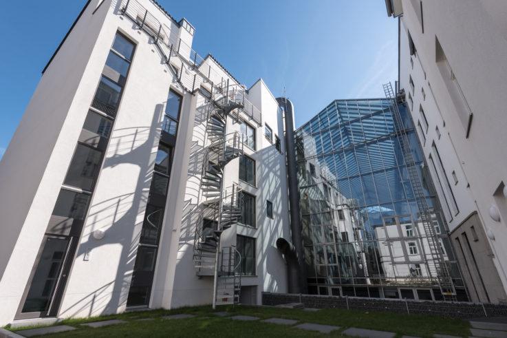 Projekt: 8 Eigentumswohnungen in der Bonner Südstadt