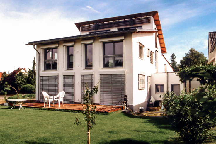 Projekt: Passivhaus in Bonn